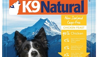 RECALL: Raw Pet Food Recalled Due to Possible <i>Listeria</i> Contamination