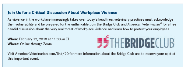 Bridge Club Work Place Violence