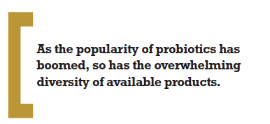 Probiotics Pullquote