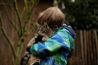 Pets Bring Kids With Autism Out Of >> How Cats Can Help Children With Autism Spectrum Disorder