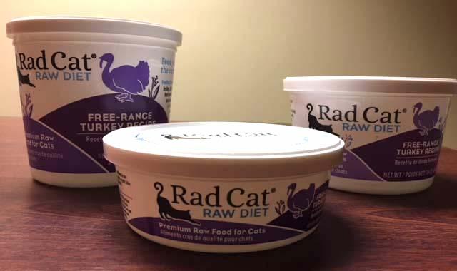 Raw Cat Food Shipped